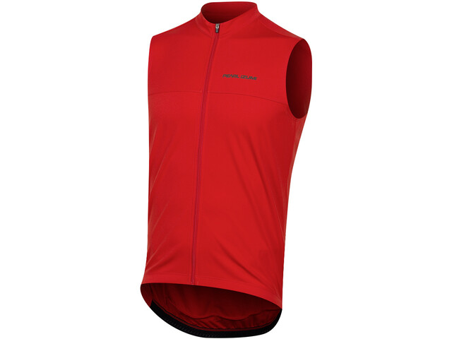 PEARL iZUMi Quest Maillot manches courtes SL Homme, torch red